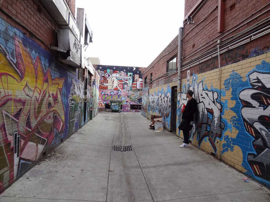 ghetto street backgrounds - photo #1