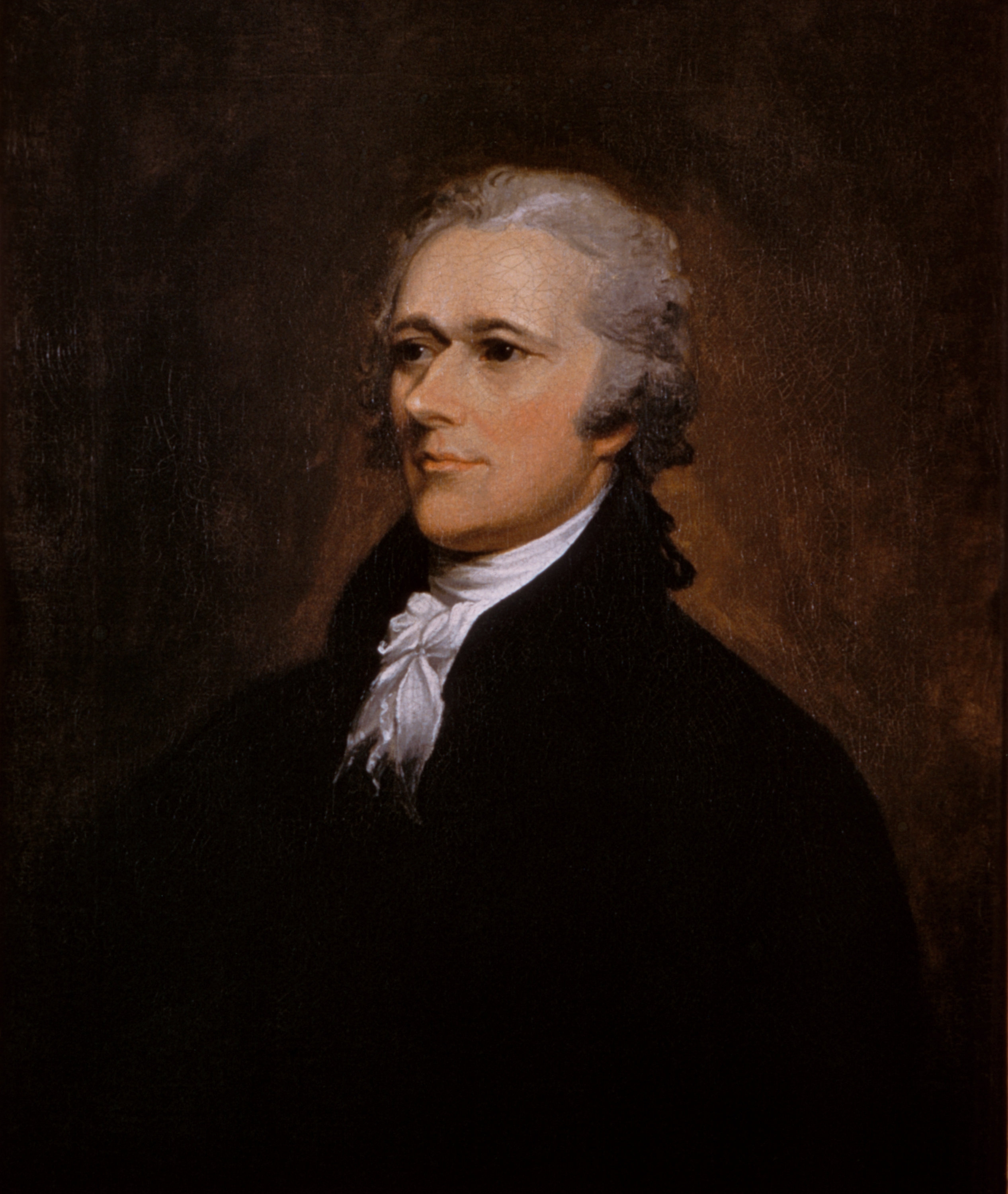 Alexander hamilton wallpaper wallpapersafari for Did george washington live in the white house