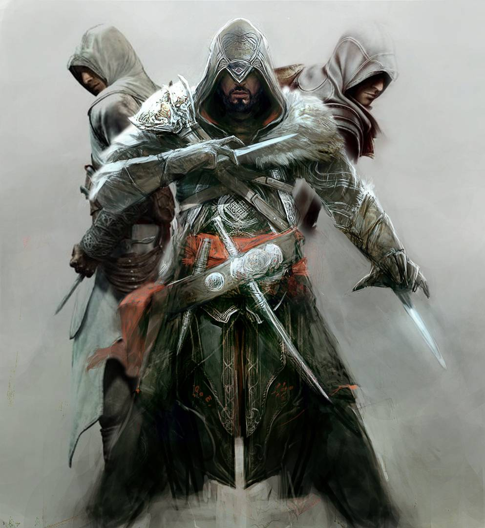 Assassins Creed Revelations Wallpapers In 1080P HD 993x1080