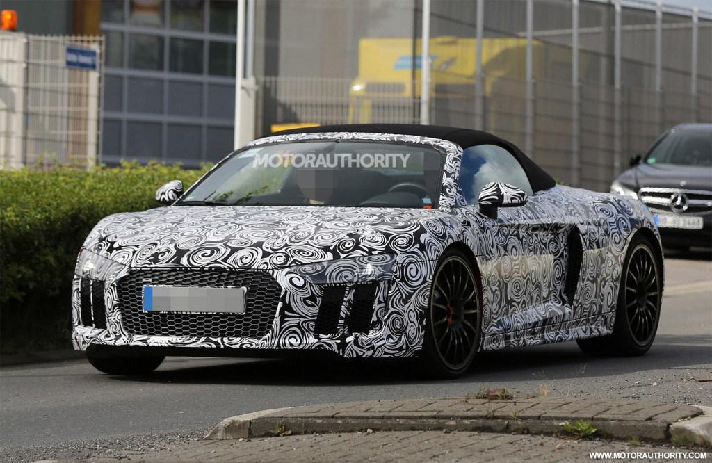 Audi Teases 2017 R8 Ahead Of Geneva Debut Car Wallpapers 1024x666