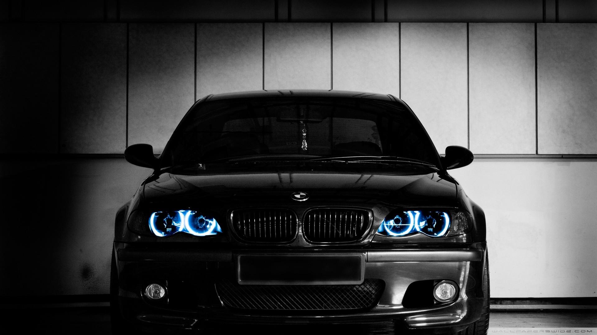 BMW Cars Wallpaper 1920x1080 BMW Cars BMW M3 BMW E46 Black Cars 1920x1080