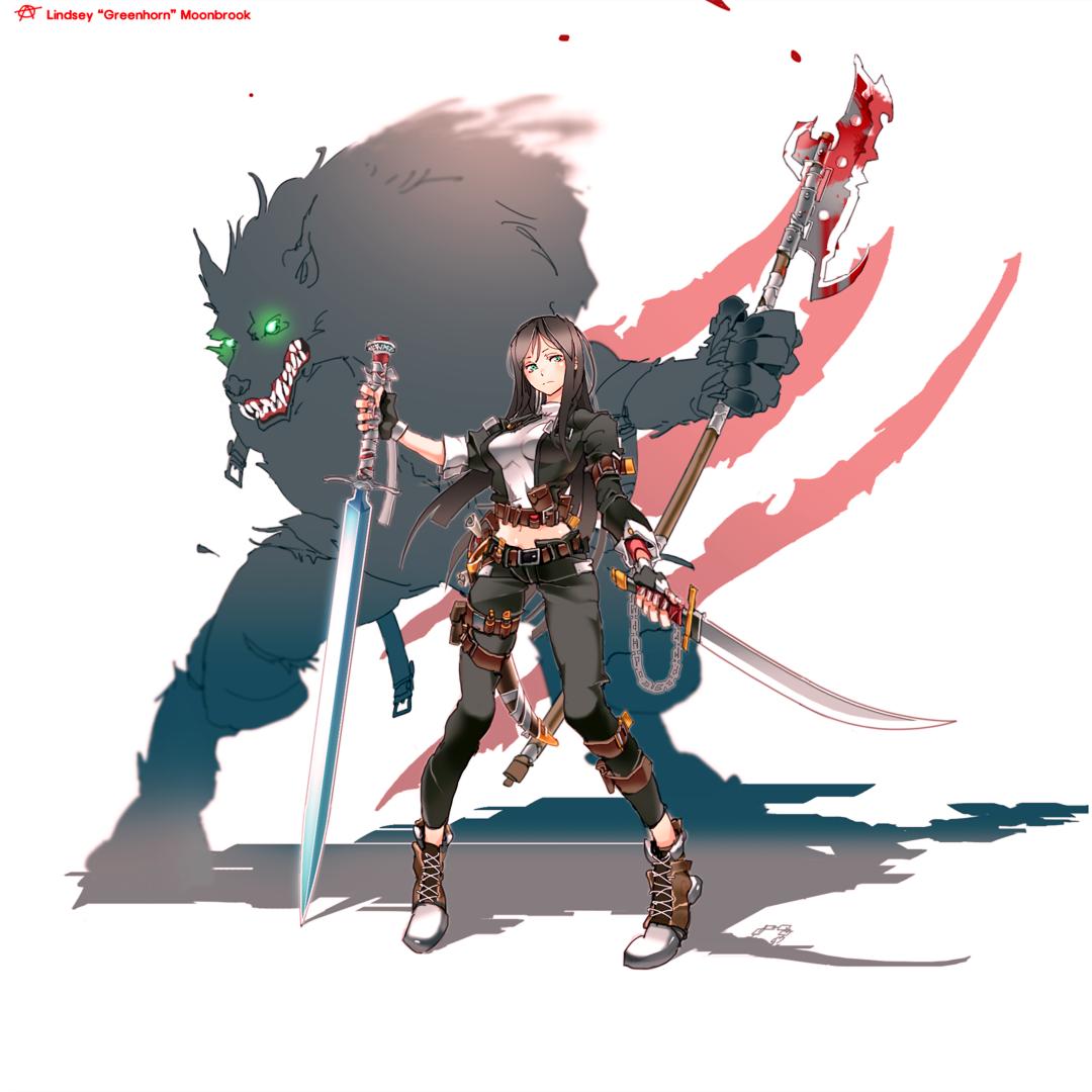 Pathfinder RPG Portrait by Circle A 1080x1080