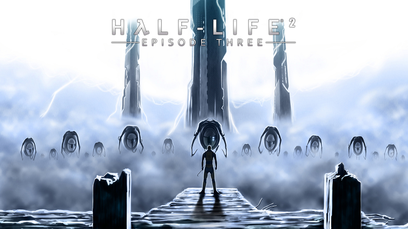 Free Download Half Life 2 Wallpaper 5588 1366x768 For Your