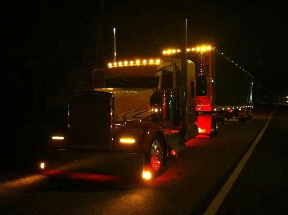 Saturday night Semi trucks Pinterest 960x717