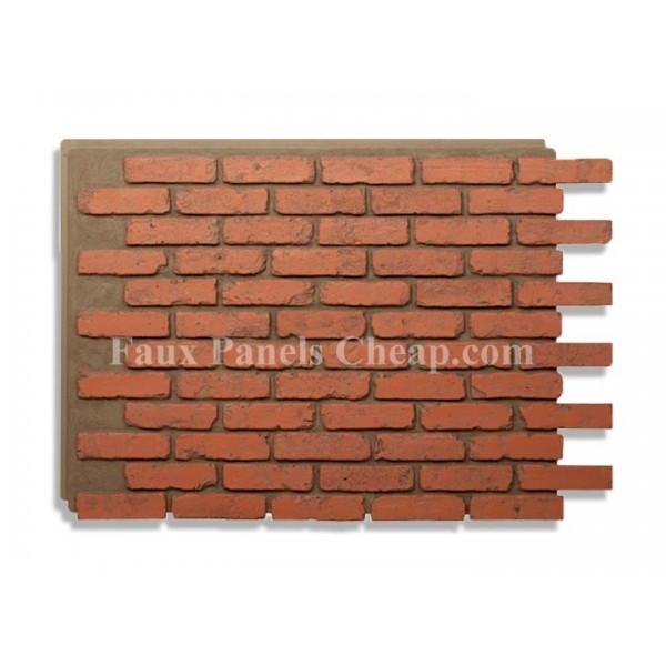 faux brick 600x600