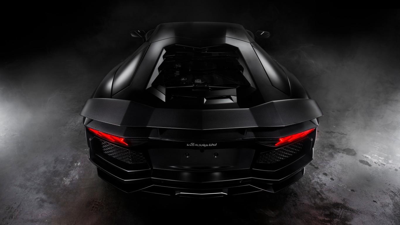 Lamborghini Aventador HD Desktop Wallpaper HD Desktop Wallpaper 1366x768