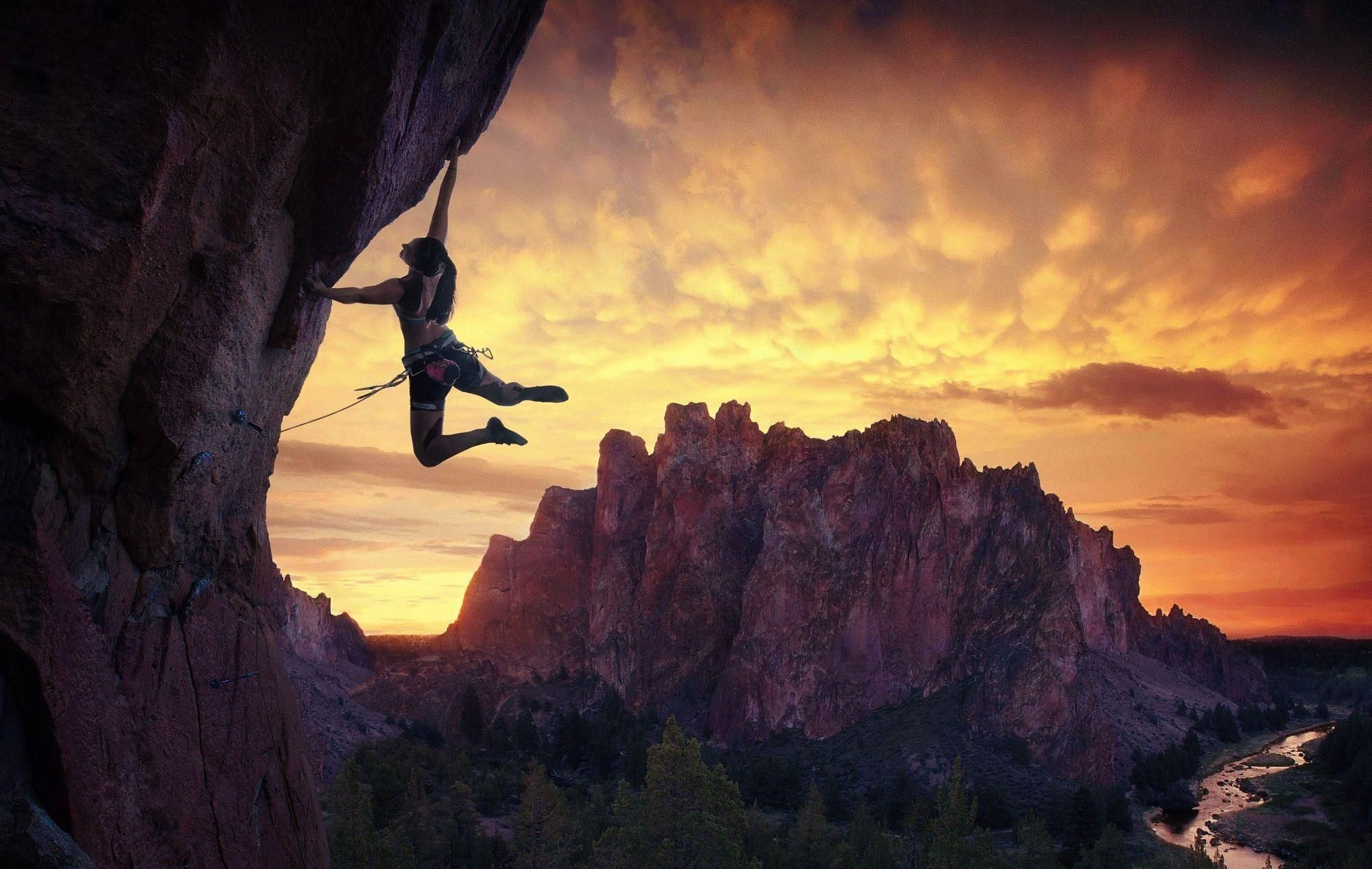 Rock Climbing Desktop Wallpapers   Top Rock Climbing Desktop 2000x1268