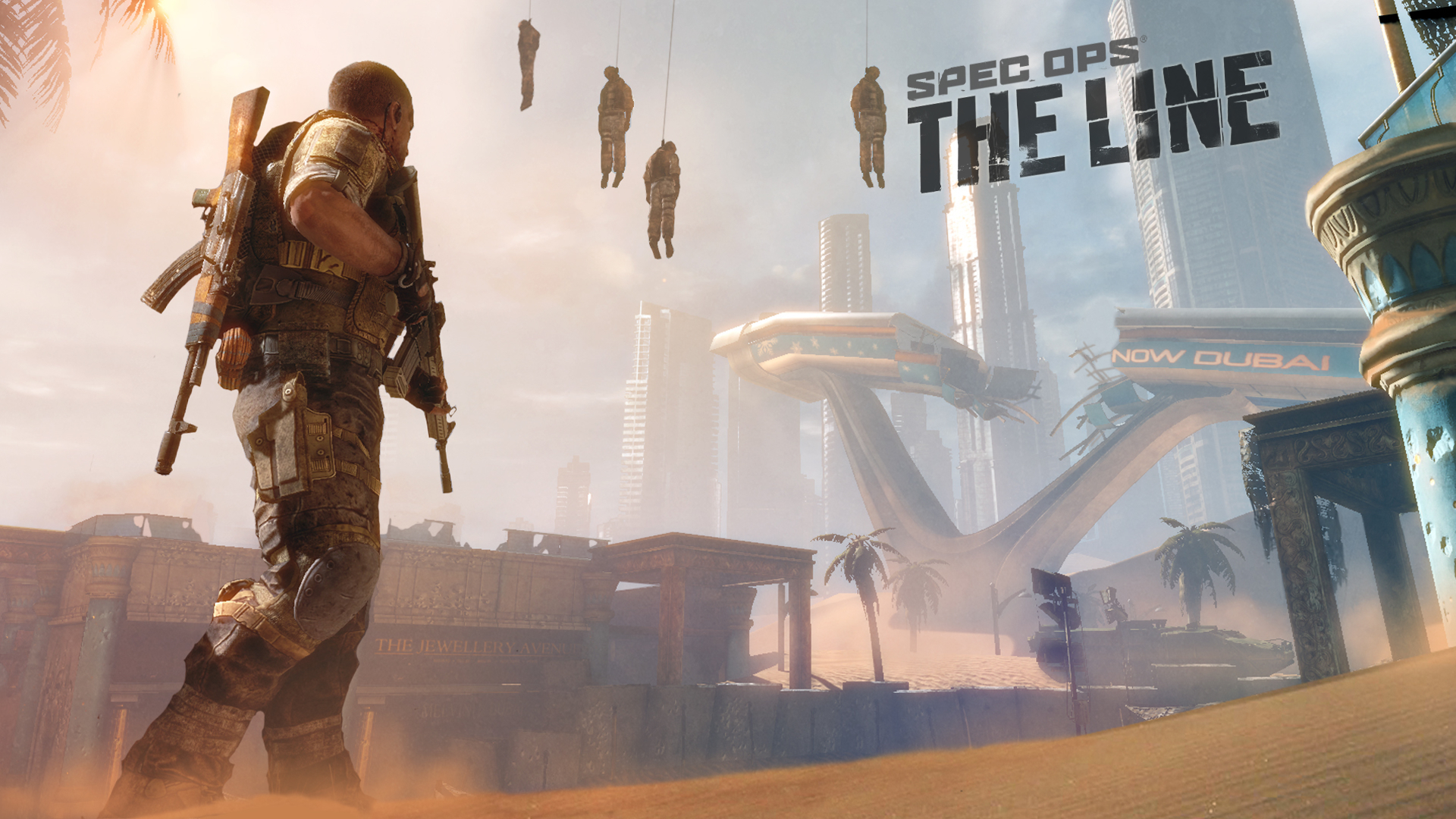 Spec Ops The Line HD Wallpaper Background Image 1920x1080 1920x1080
