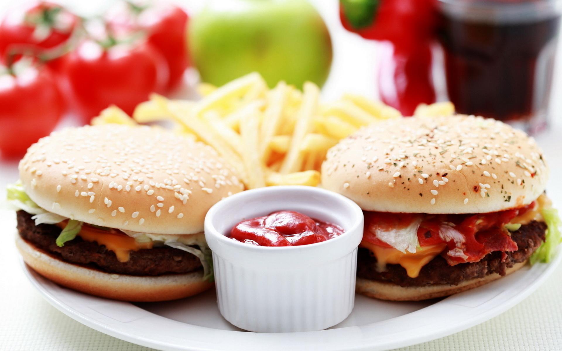 Fast Food Wallpaper Hd 1920x1200