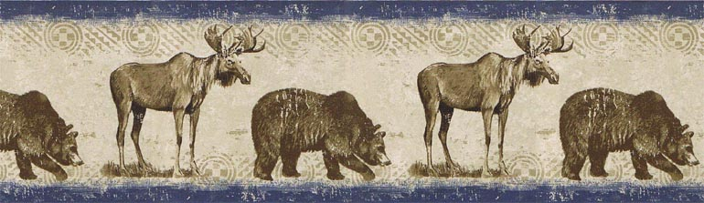 panda bear wallpaper border   weddingdressincom 770x223