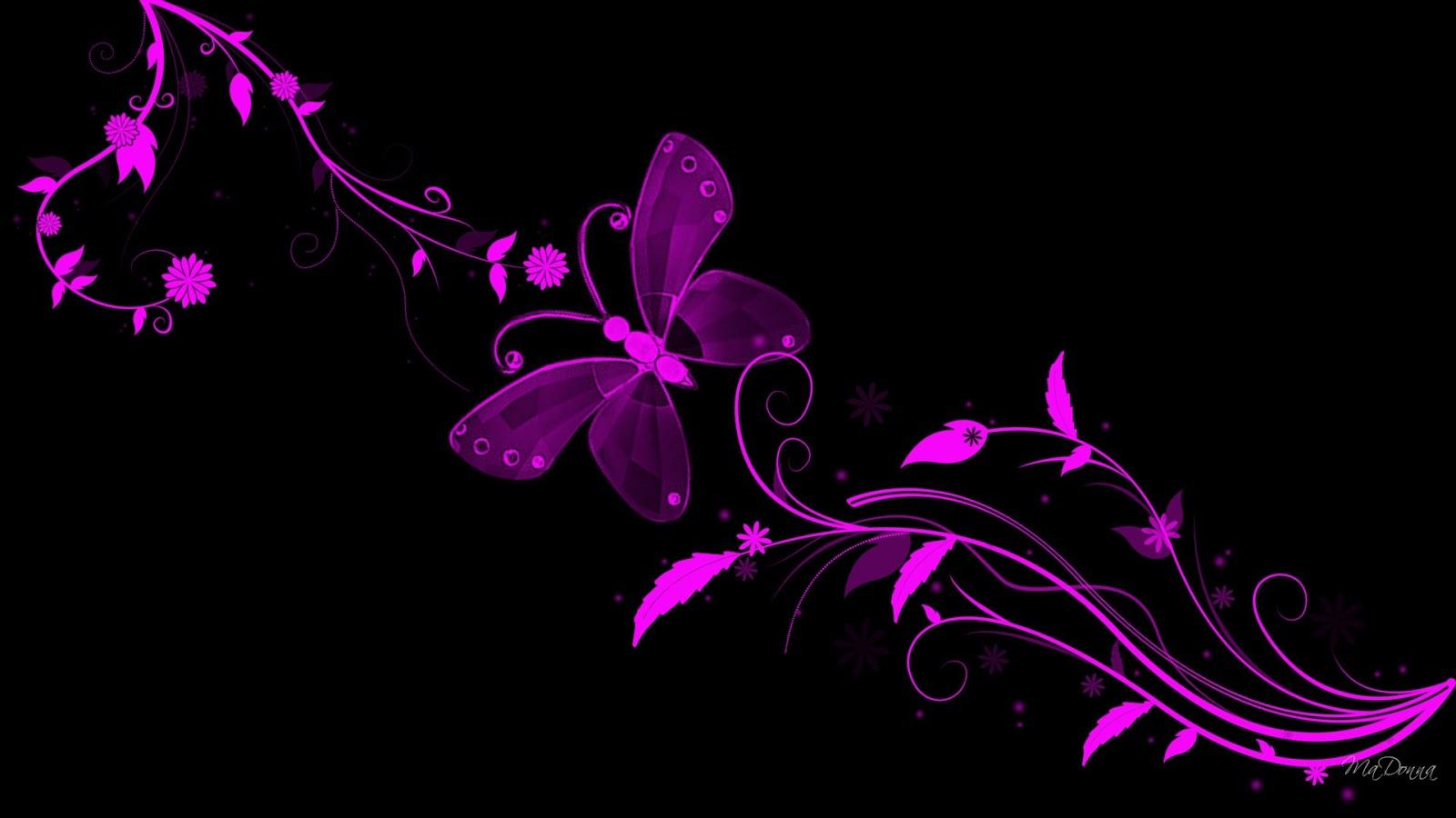 Purple HD Wallpapers 1600x900