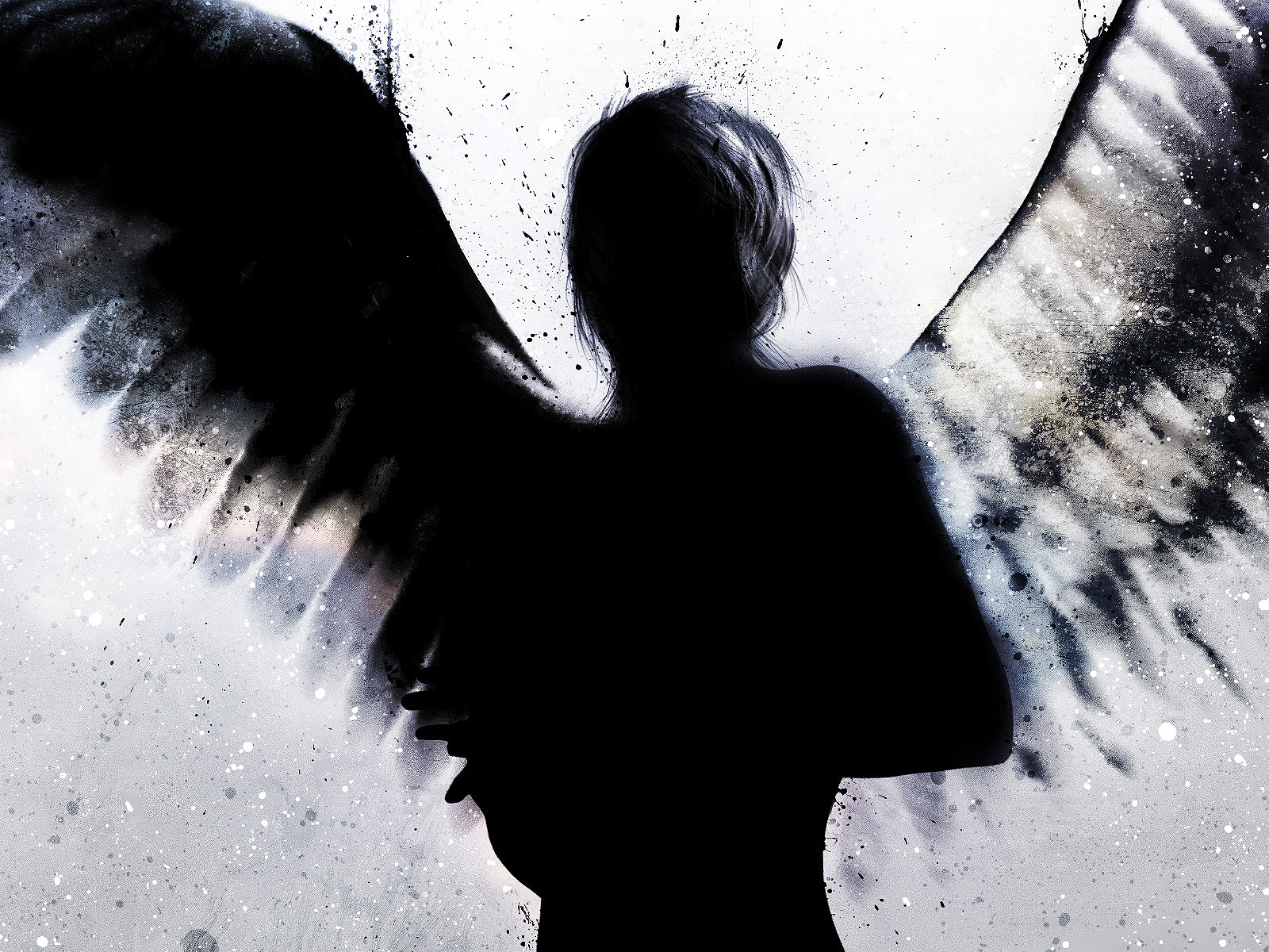 free angels wallpaper backgrounds hd 1600x1200
