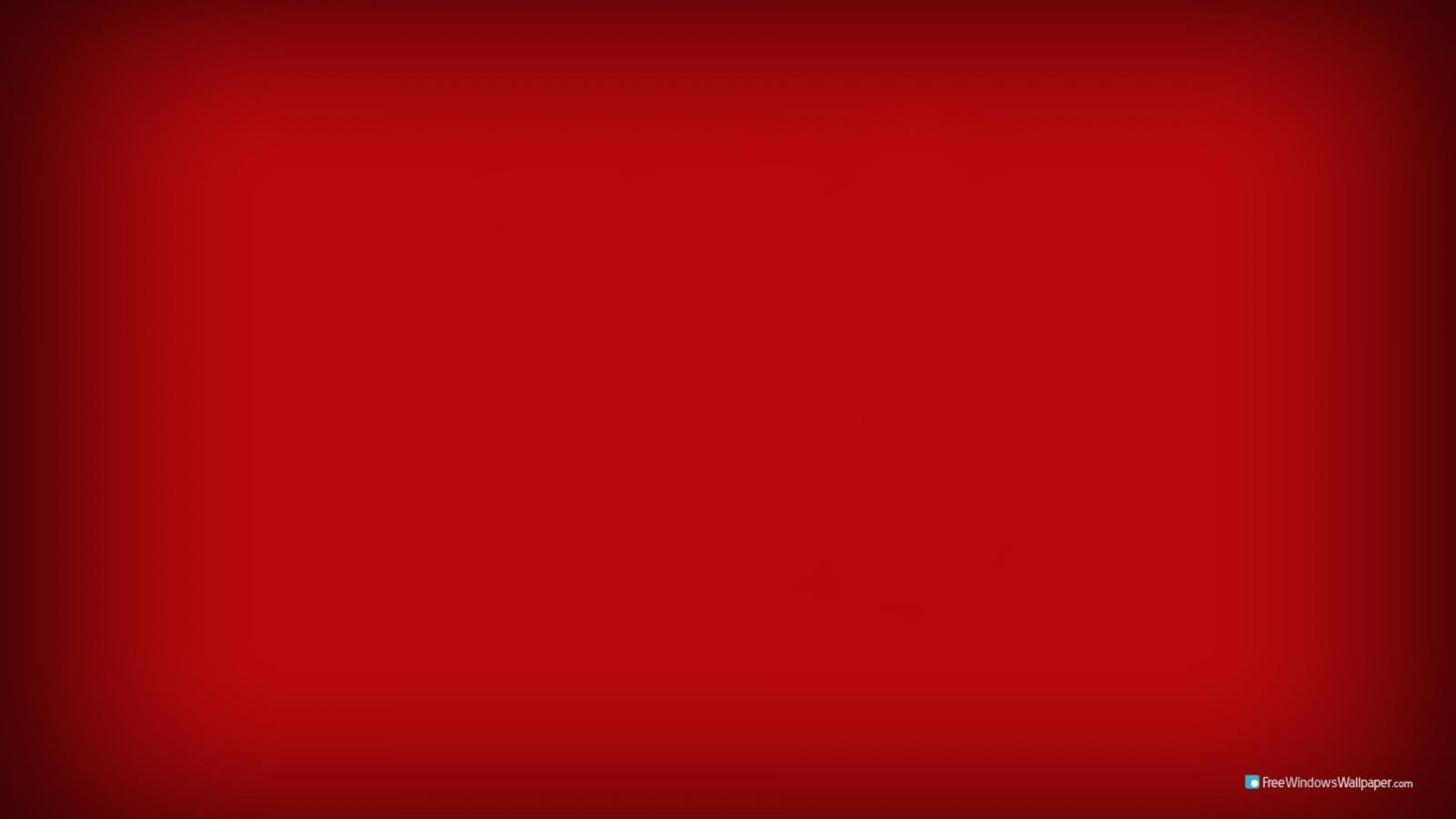 1600x900 | Red Computer Wallpaper | Solid Red Wallpaper