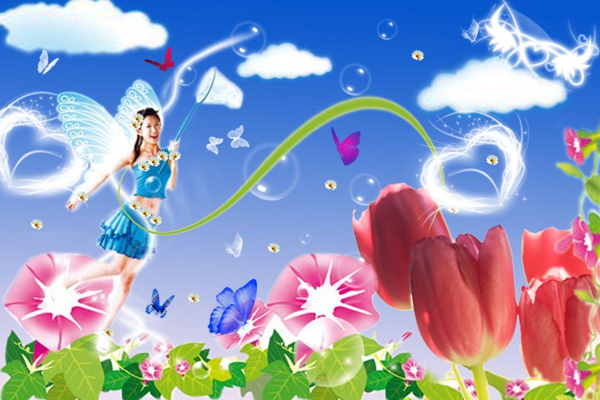 Spring Wallpaper For Desktop 1200x800