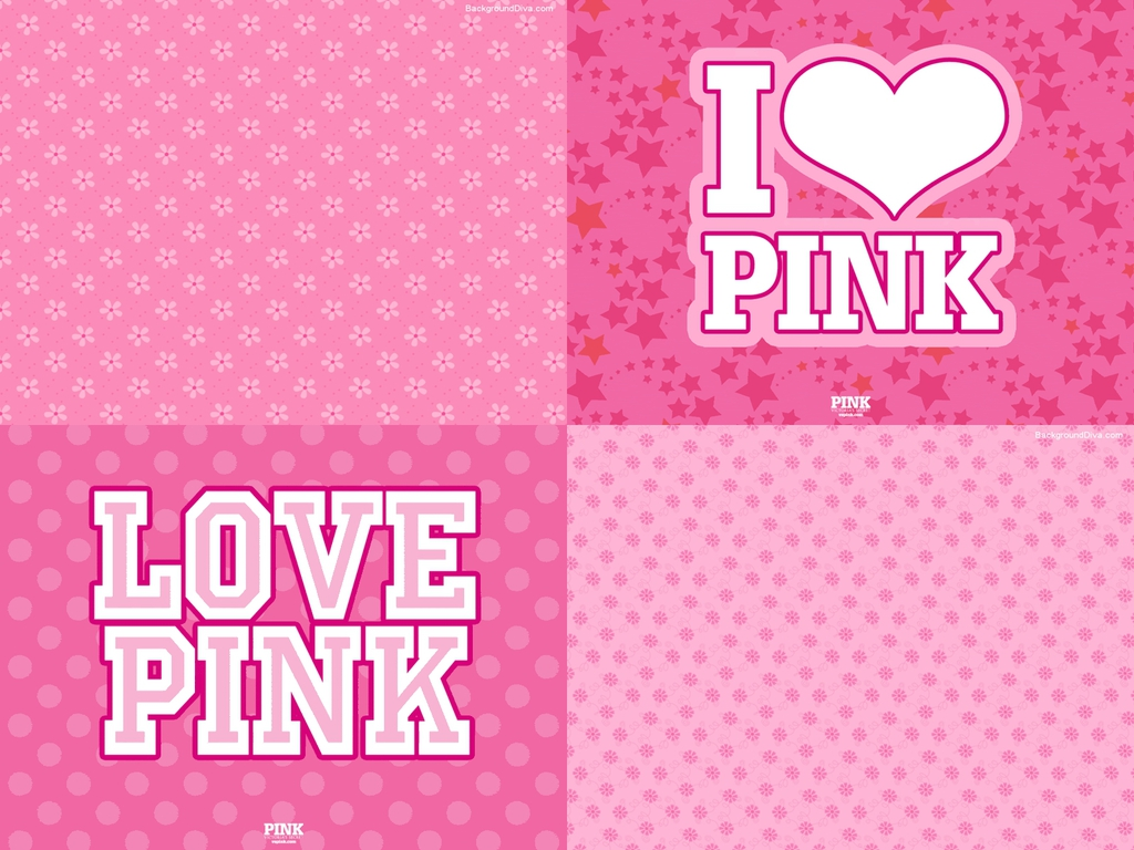 Passion for Pink Pink Wallpaper 1024x768