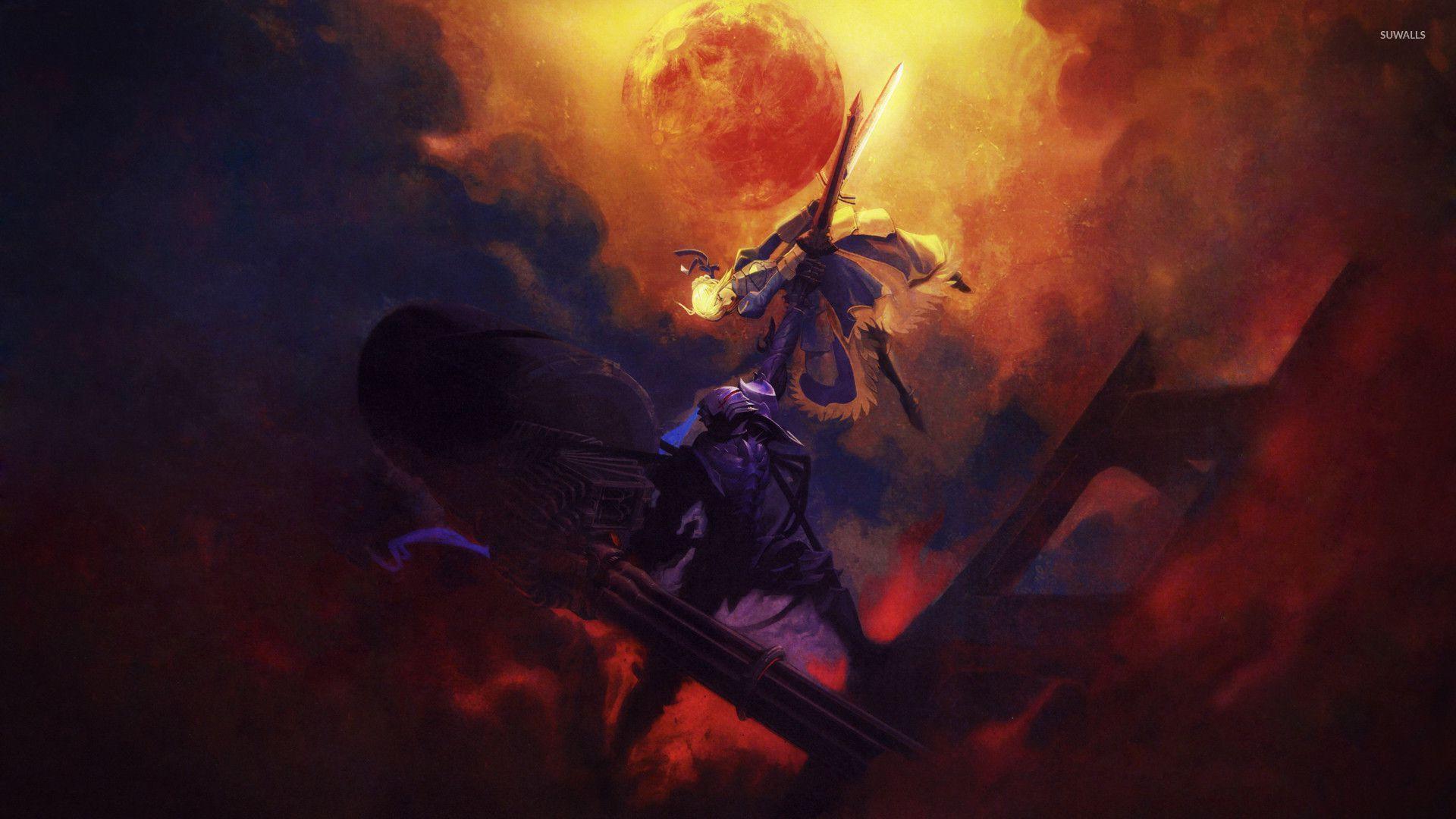 Fate Zero HD wallpapers 1920x1080