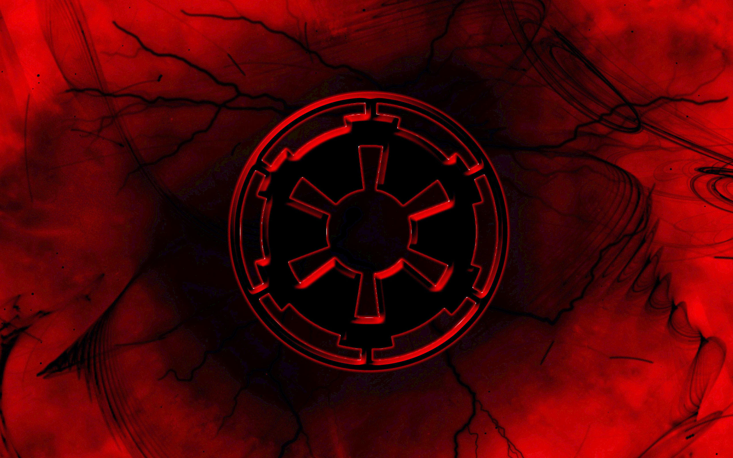 Star Wars Imperium Logo Wallpaper