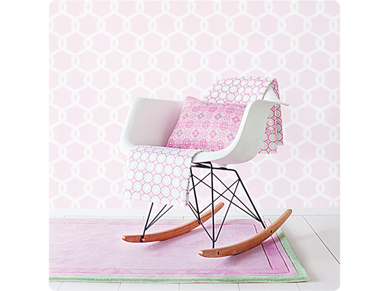 trellis large pink wallpaper self adhesive wallpaper made from fabric 800x600