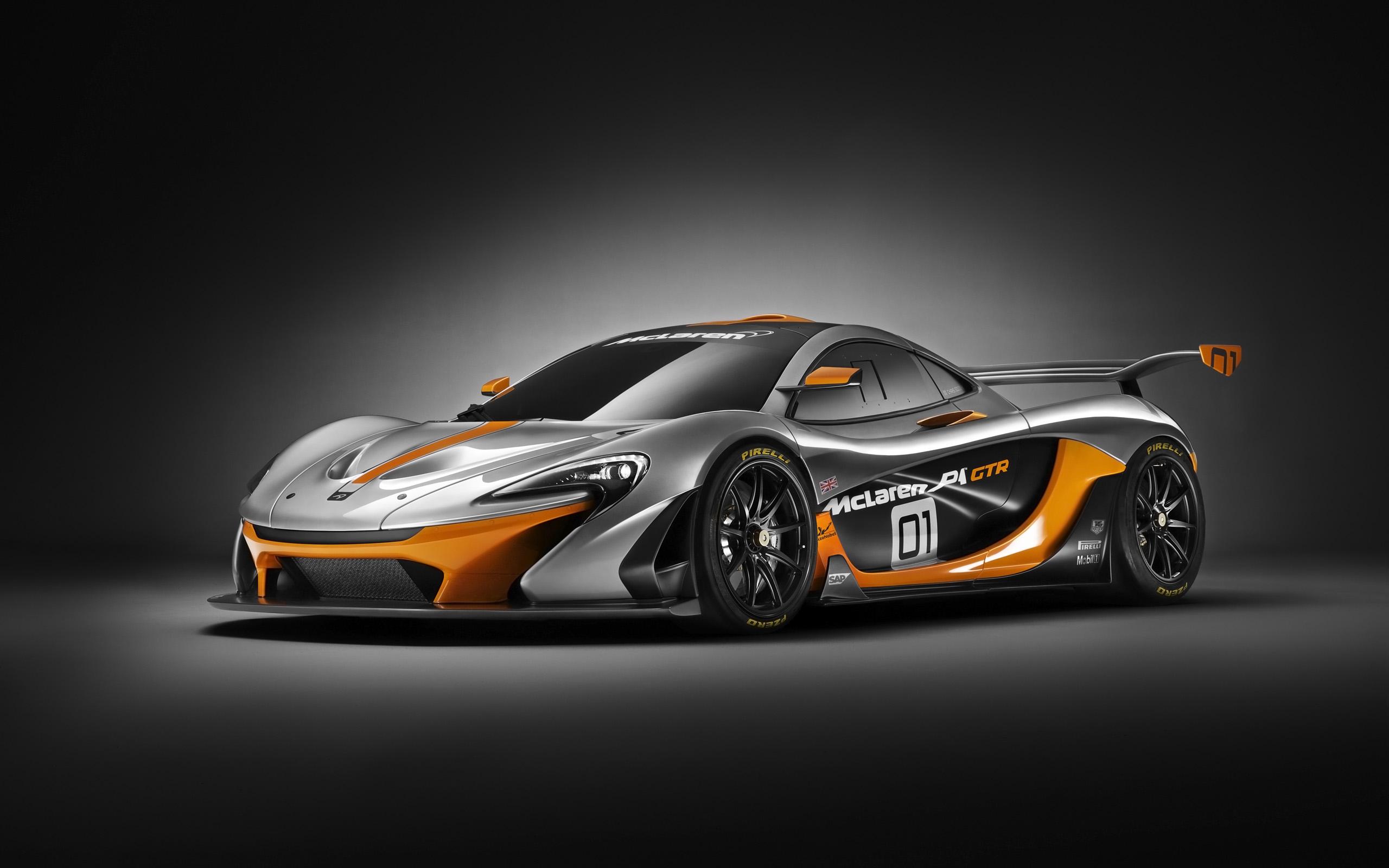 2014 McLaren P1 GTR Concept Wallpapers HD Wallpapers 2560x1600