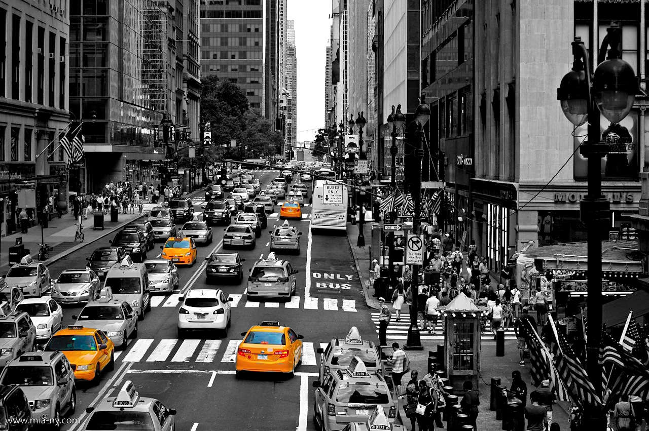 New york city black and white photography Black and White 1280x851