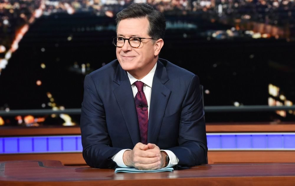 Stephen Colbert Net Worth Wife Late Show Movies Height  WikiFamous 1000x630
