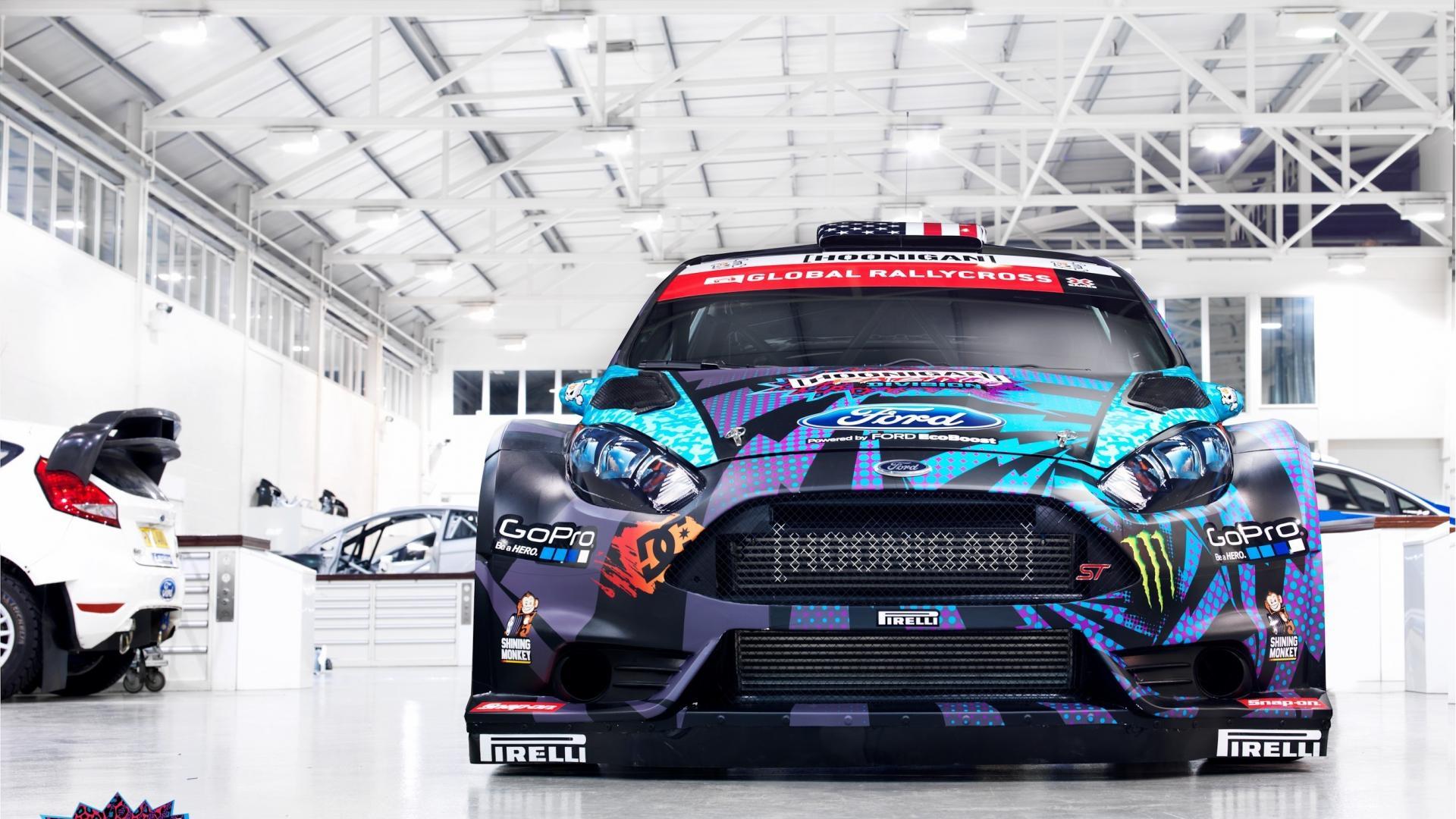 Go pro gopro pirelli racing cars hoonigan wallpaper 67925 1920x1080