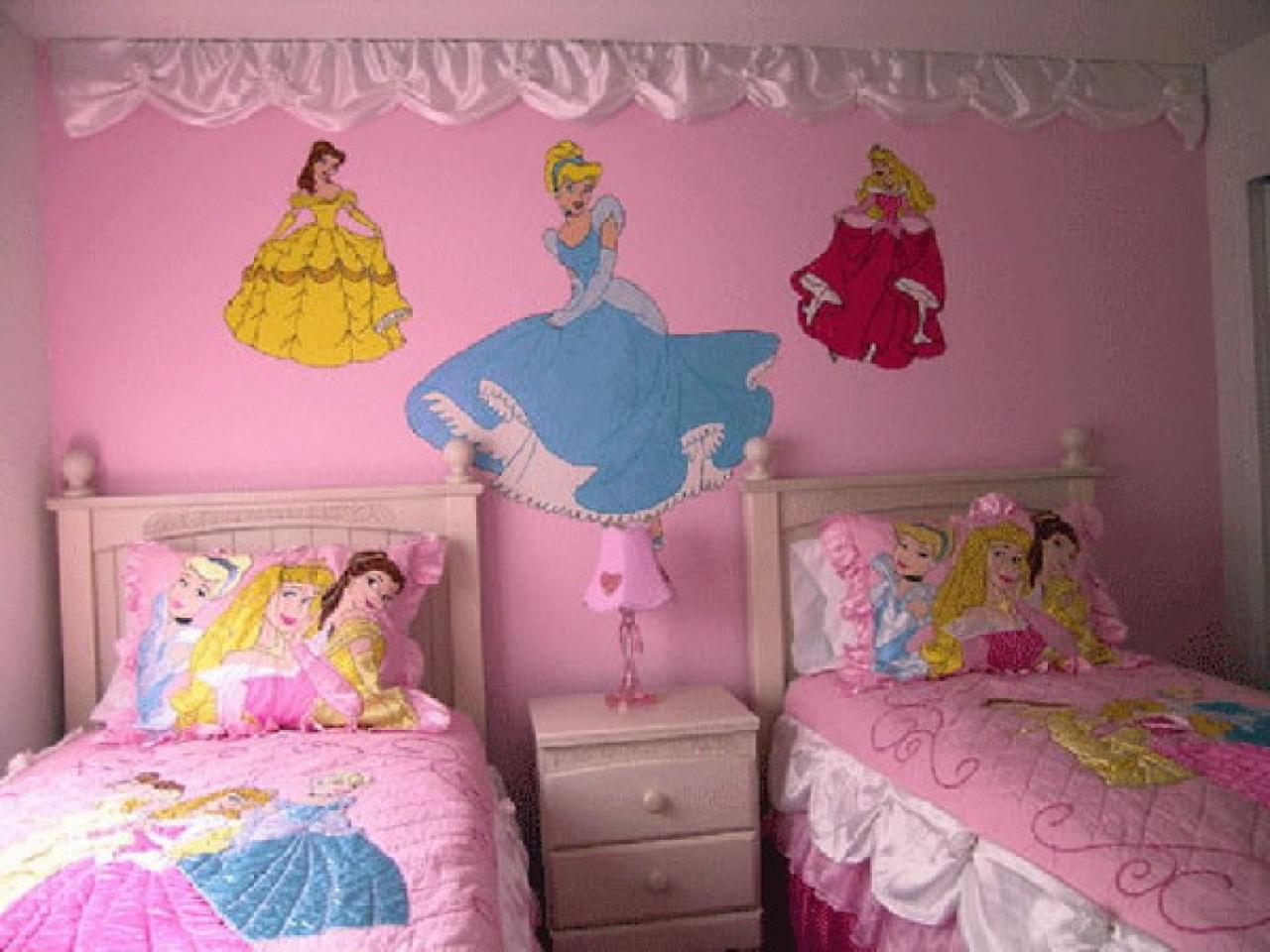 Girls wallpaper bedroom design ideas picture buy bedroom wallpaper 1280x960