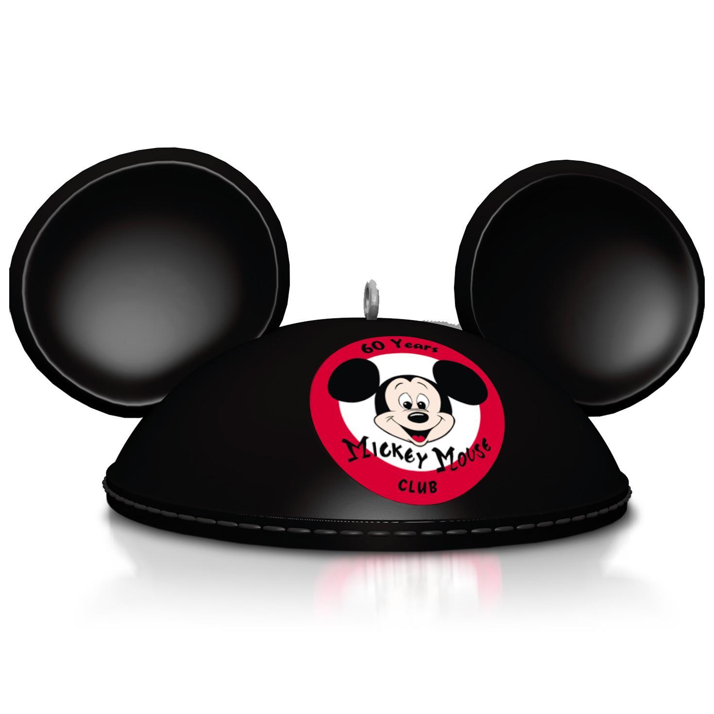 Disney The Mickey Mouse Club 60th Anniversary Ornament Keepsake 1470x1470