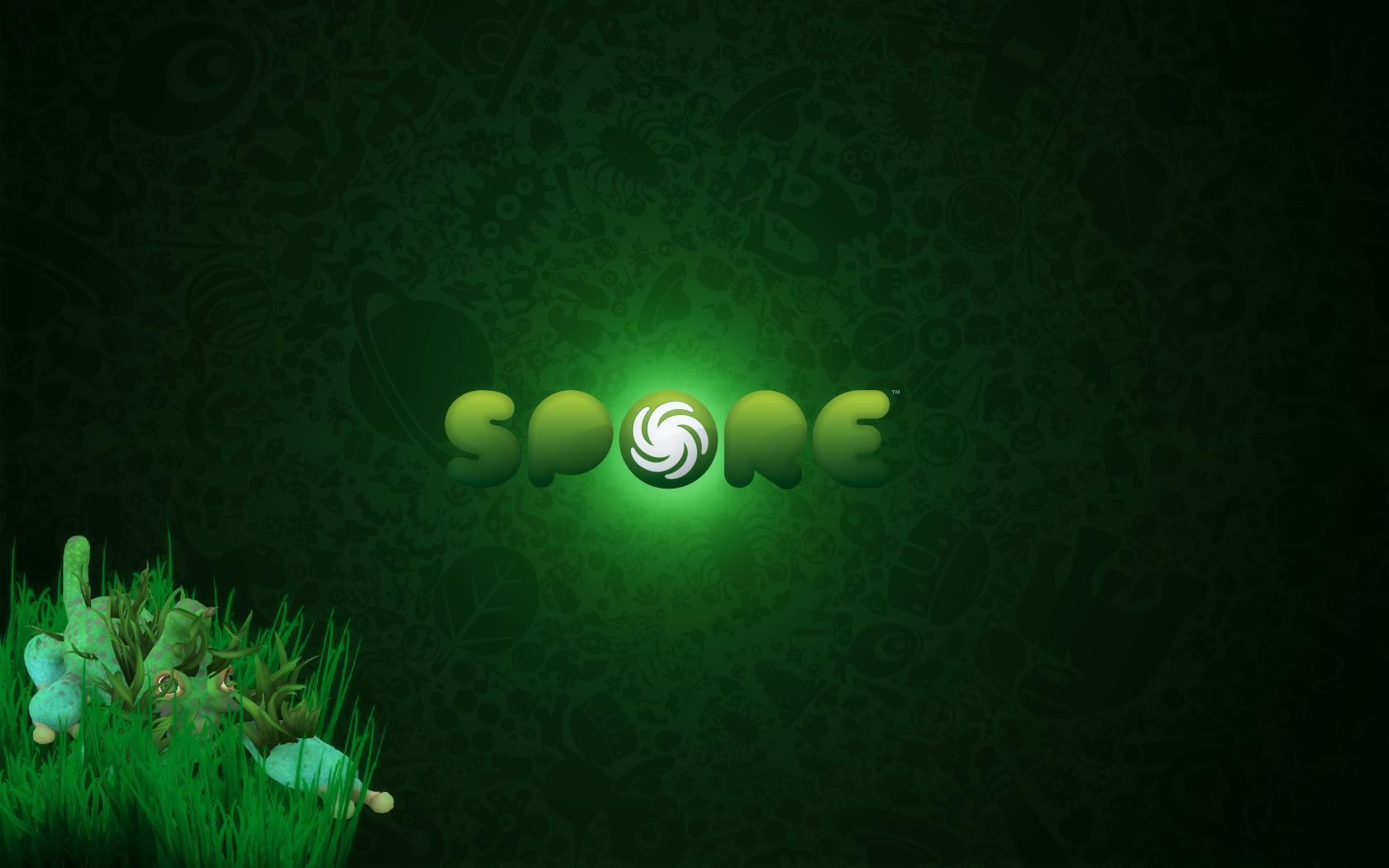 Spore Wallpapers 1680x1050