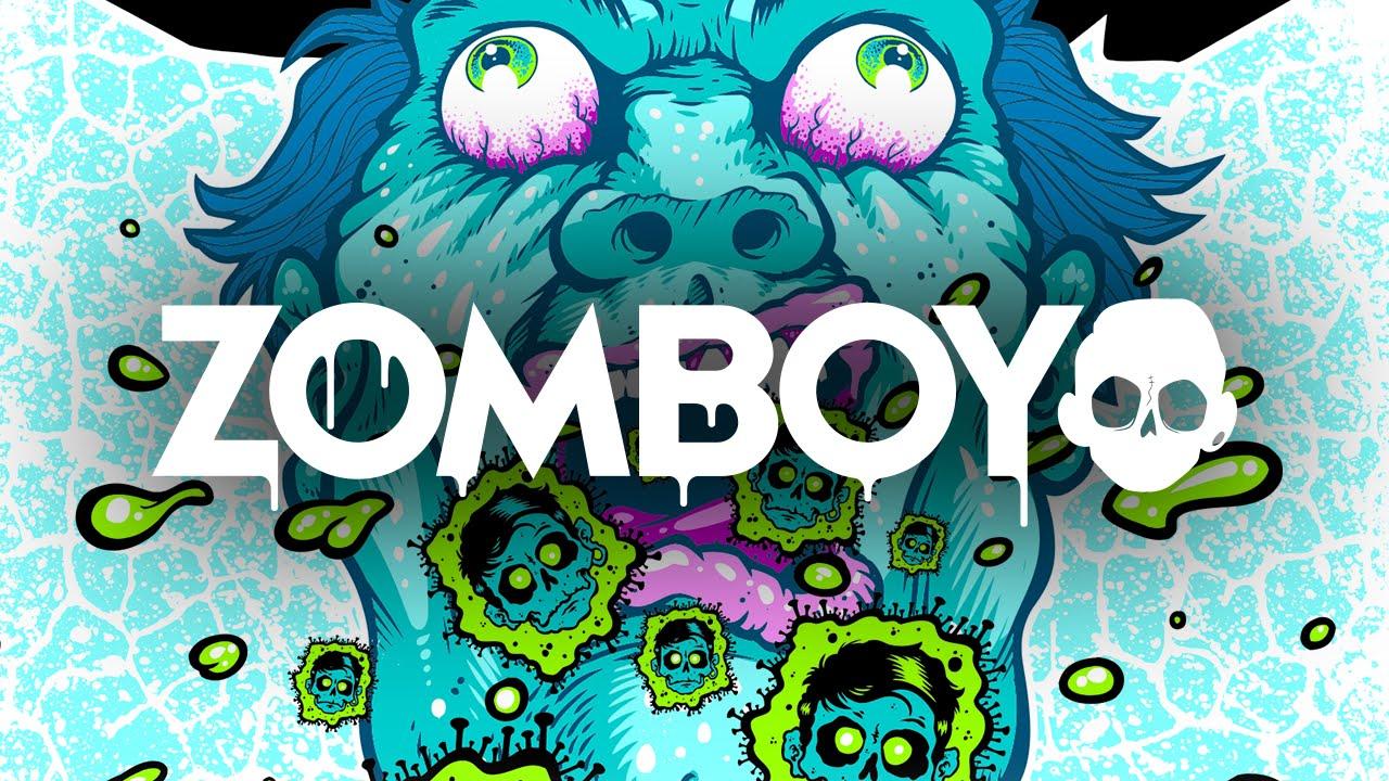Zomboy   Airborne MUST DIE Remix 1280x720