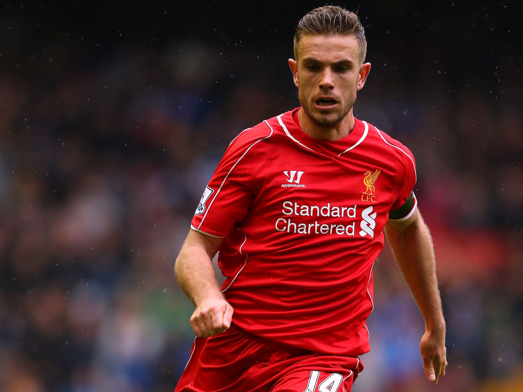 Jordan Henderson appointed Liverpool captain Reds 2048x1536