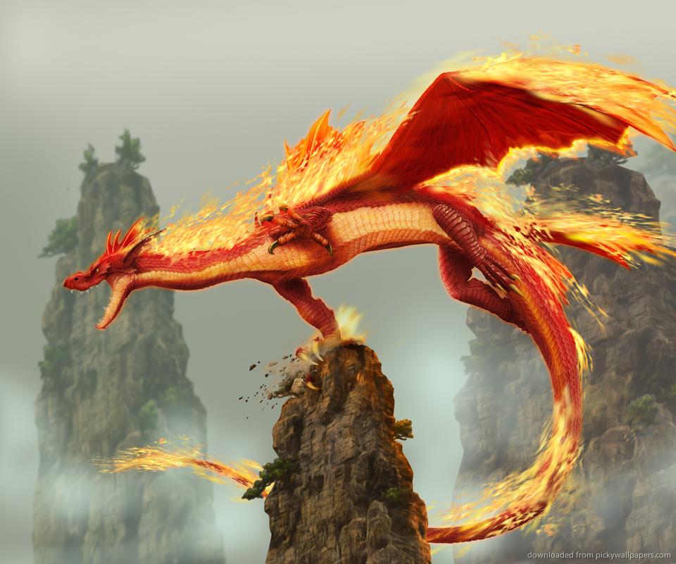 Epic Dragon Wallpaper