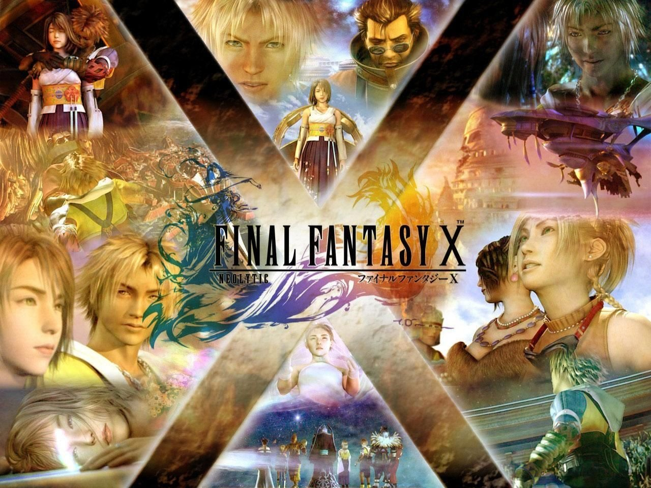 Final Fantasy X Wallpapers wallpaper Final Fantasy X Wallpapers hd 1280x960