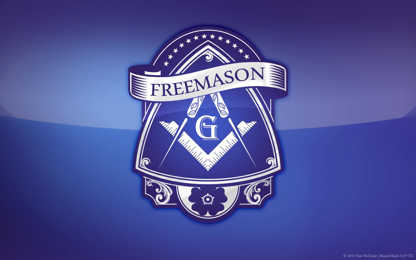 freemason masonic wallpaper wide1jpg Bensenville Lodge 1159 1680x1050