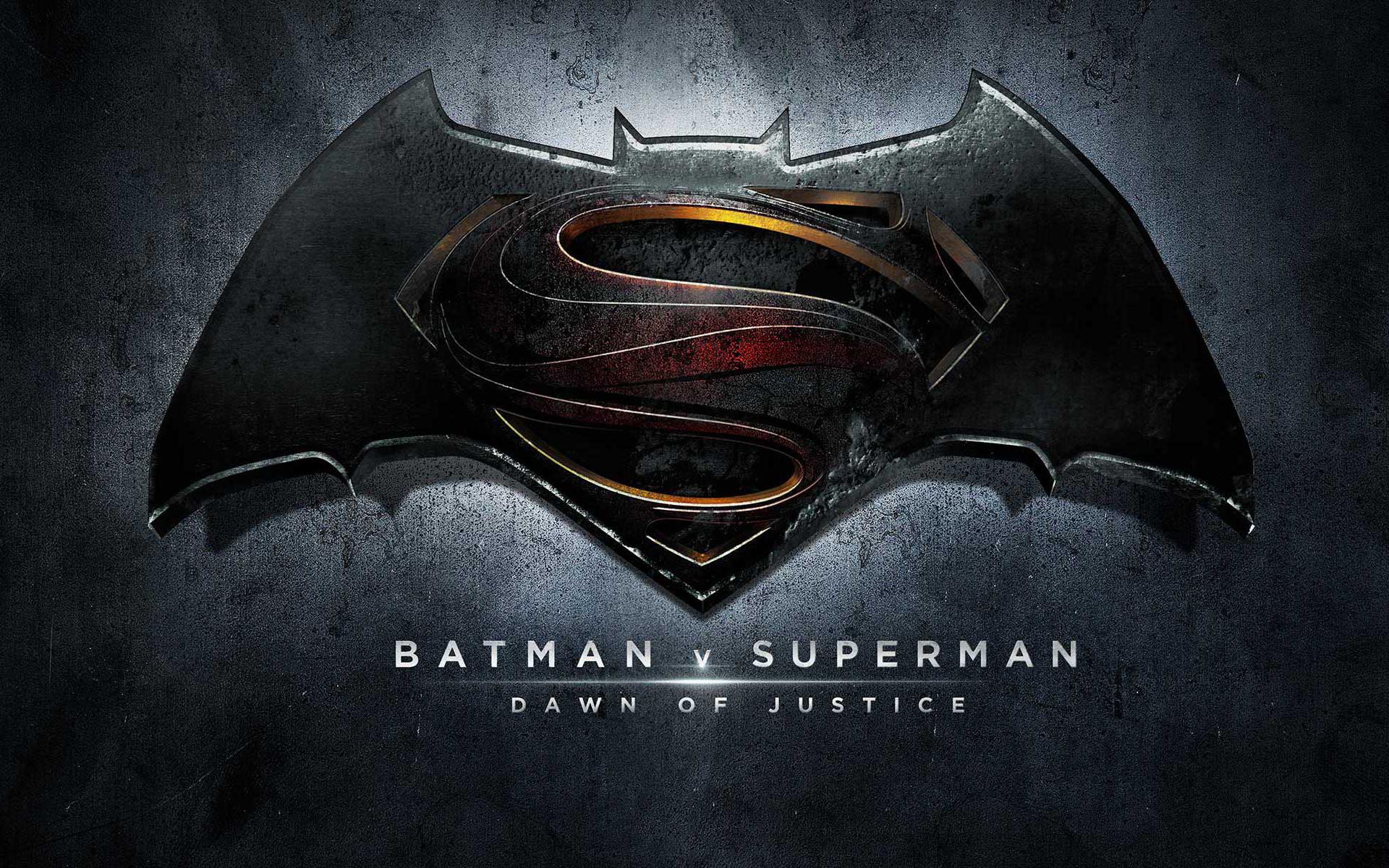 Download Batman Vs Superman Dawn Of Justice Logo HD Wallpaper 6670 1920x1200