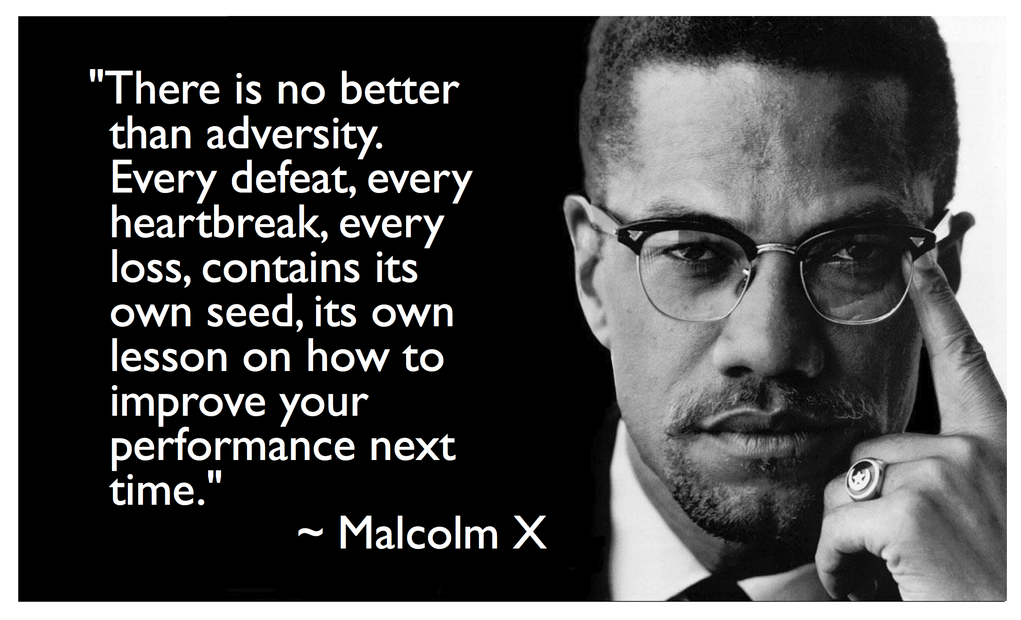 literary devices malcolm x In conclusion , malcolm x uses many language devices and rhetorical devices to engage the reader such as alliteration ,emotive language, lists, rhetorical questions, repetition ,short sentences ,opinions and a first person style of writing.