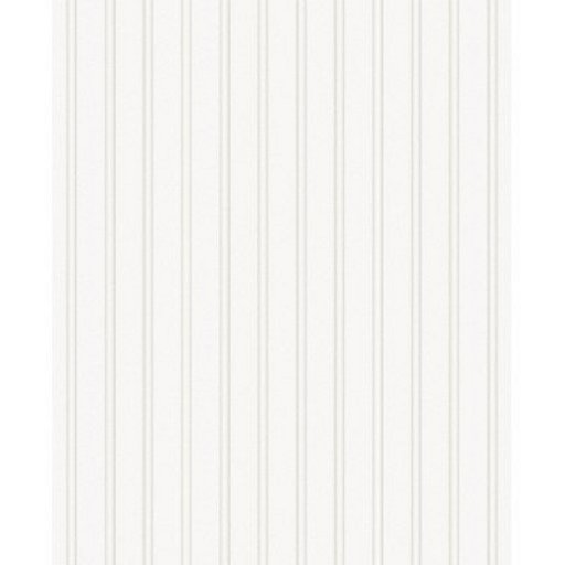 Paintable Prepasted Paintable White Beadboard Wallpaper 512x512