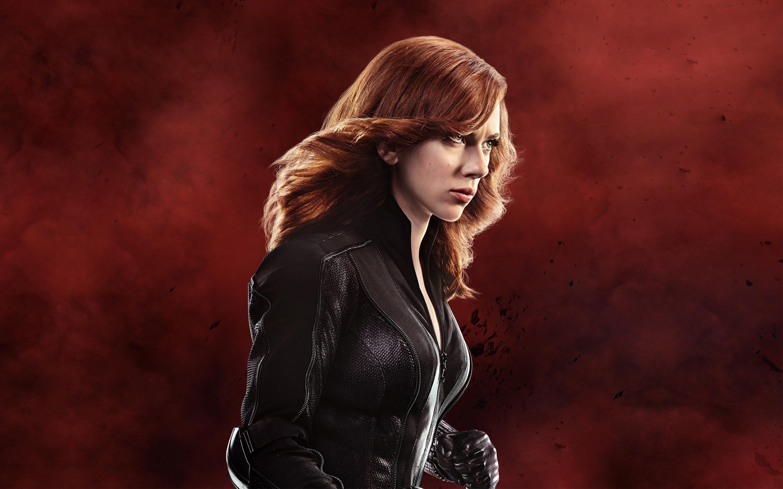 Scarlett Johansson Captain America Civil War   New HD Wallpapers 2880x1800