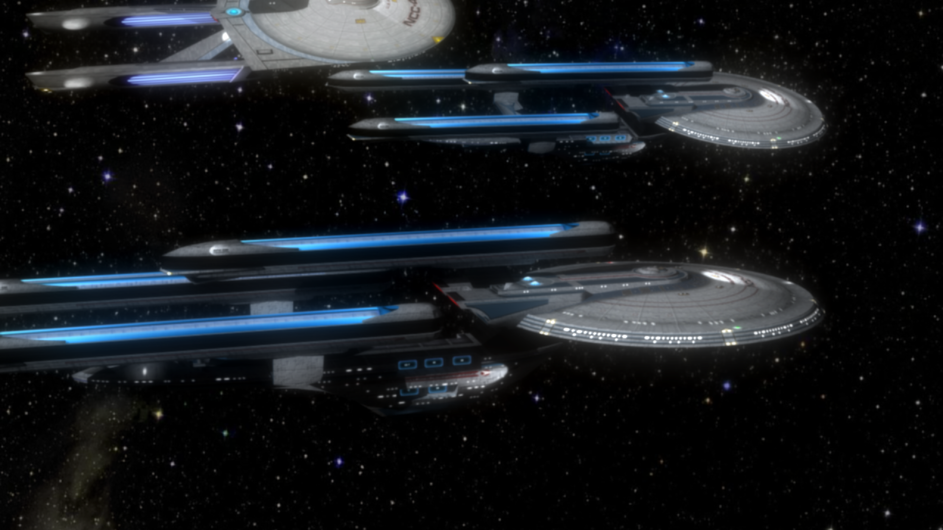 Star Trek vs. Star Wars: Let's Talk