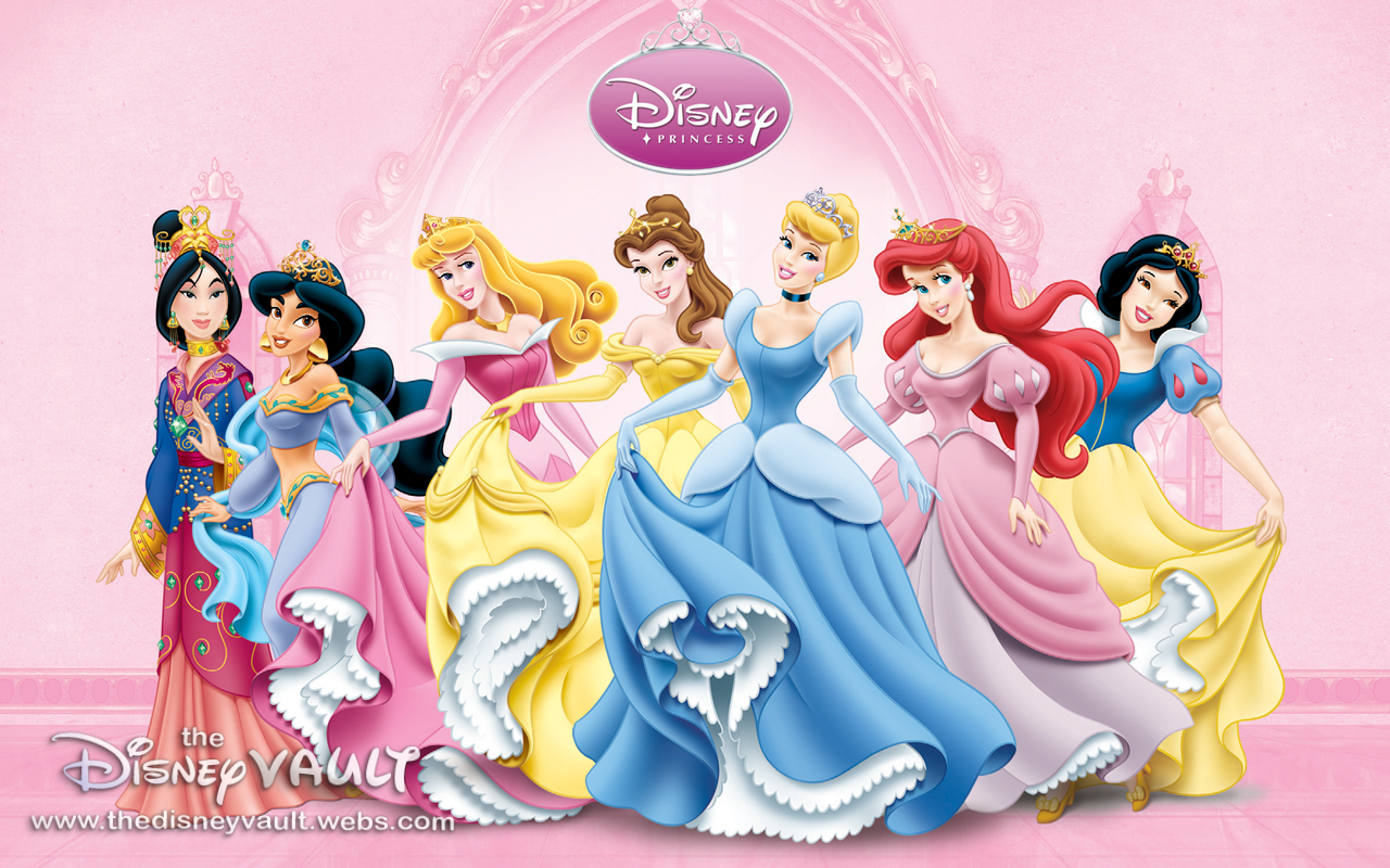 Disney Princesses   Disney Princess Wallpaper 9935115 1280x800