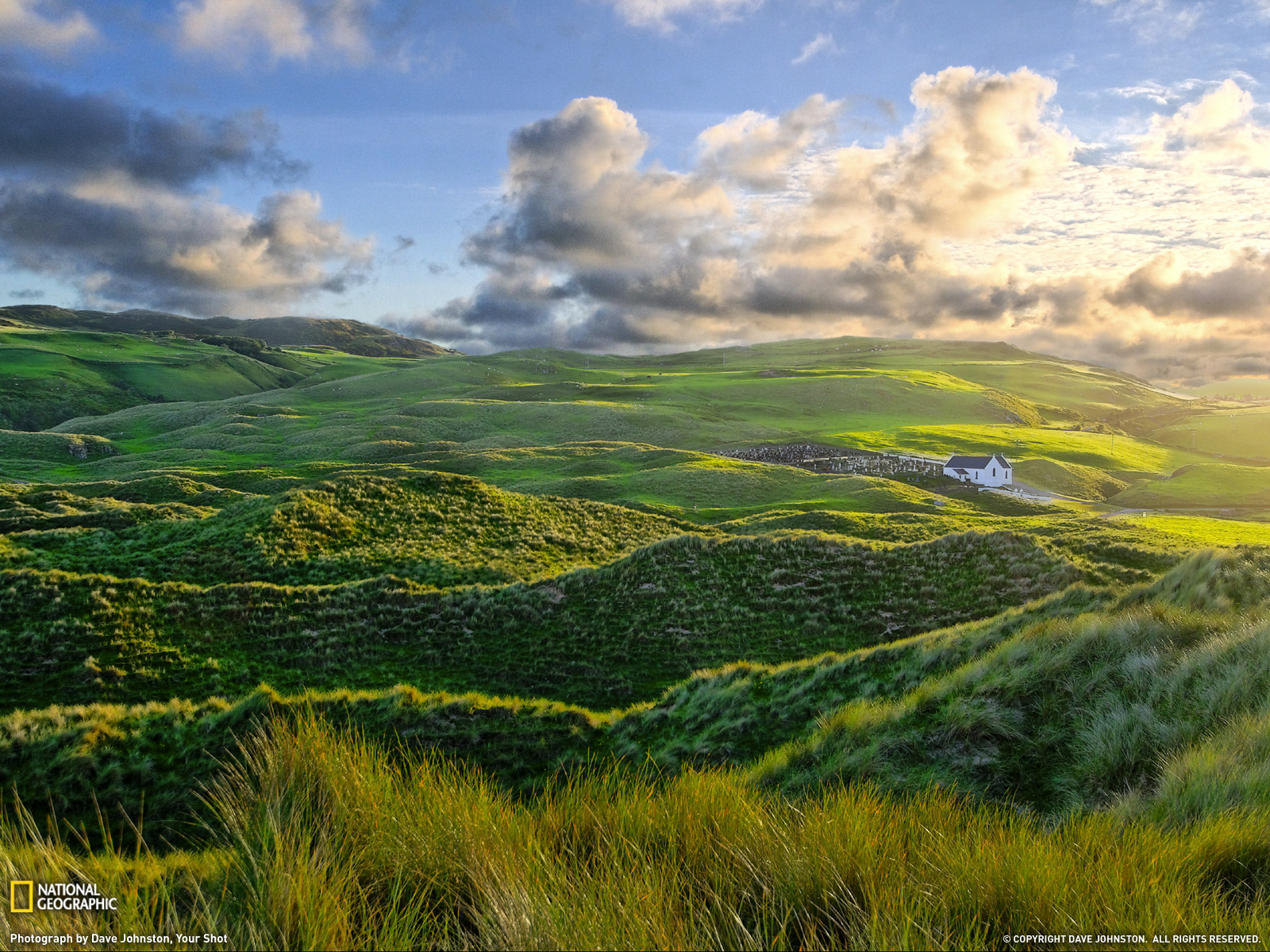 Ireland Picture Travel Wallpaper National Geographic Photo of 1600x1200