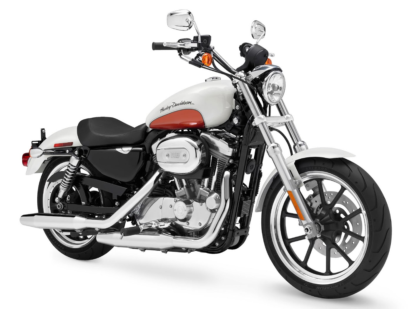 Harley Davidson XL 883 Sportster SuperLow   Harley Davidson Wallpaper 1400x1050