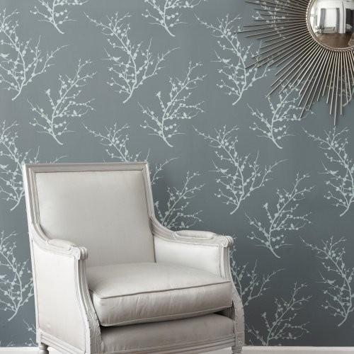 Tempaper Edie Self Adhesive Temporary Repositionable Wallpaper 500x500