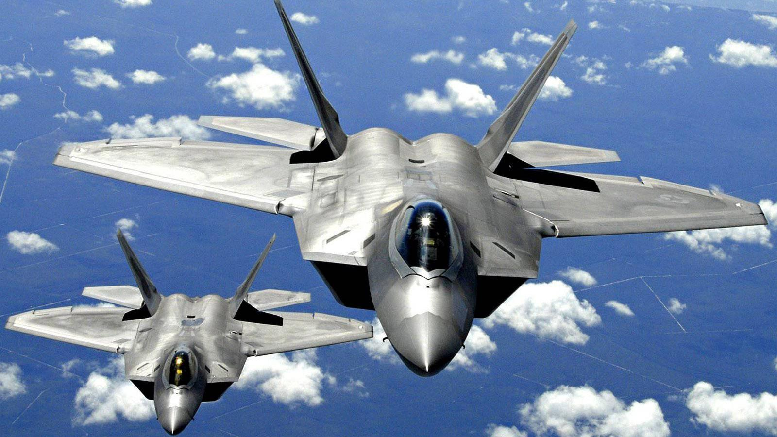 military f 22 raptor planes wallpaper [2] HQ WALLPAPER   521 1600x900