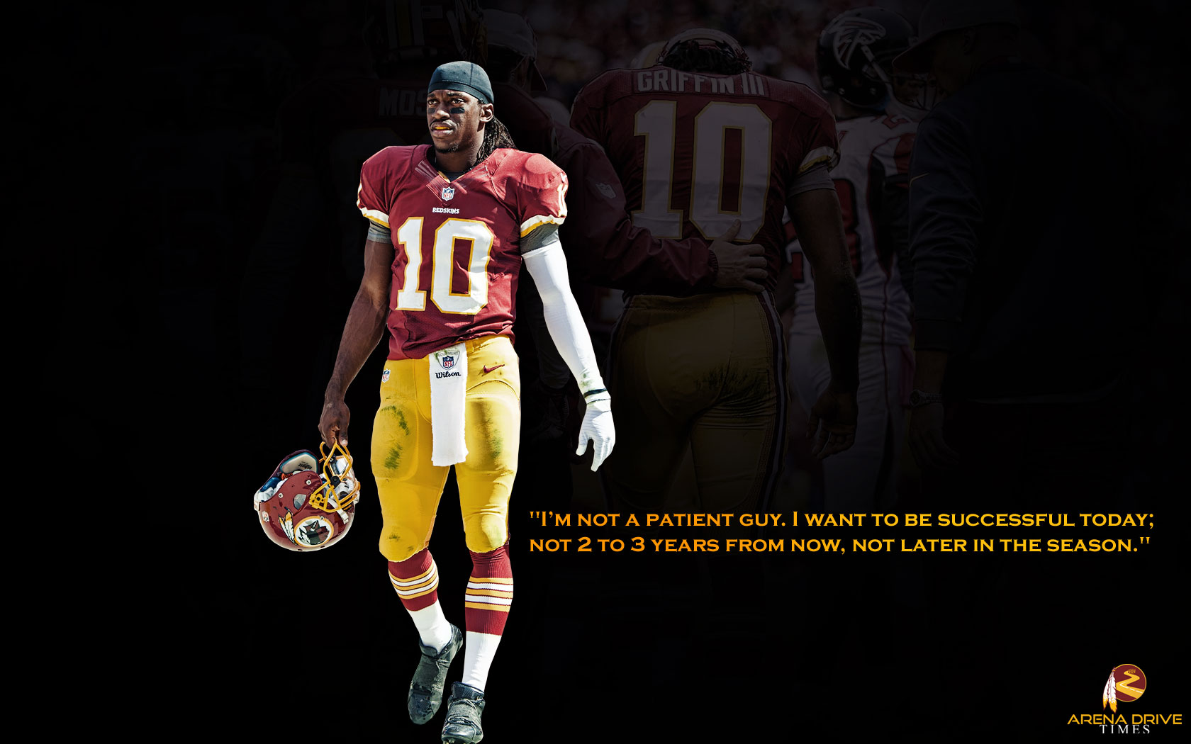 More Washington Redskins wallpapers 1680x1050