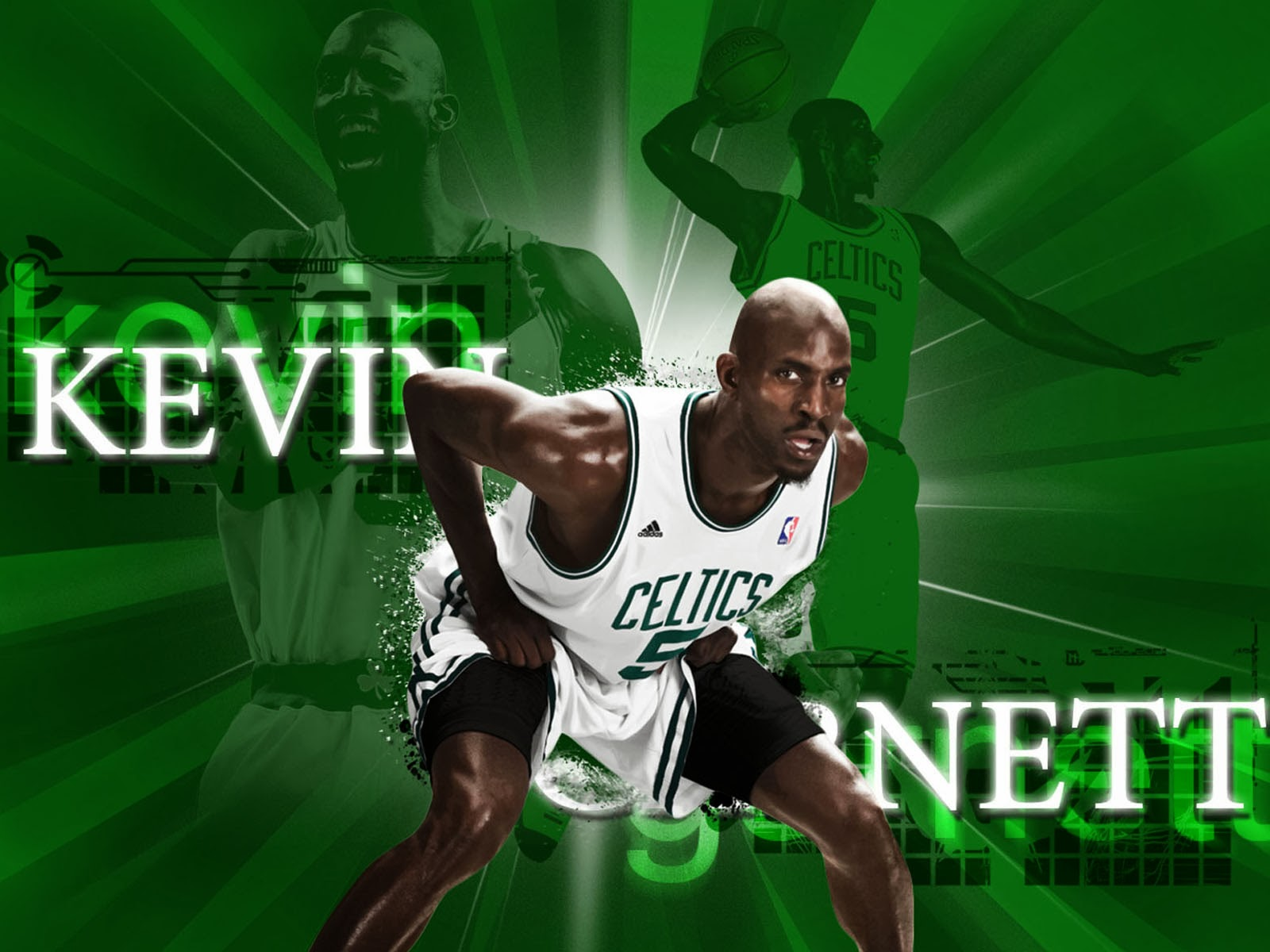 wallpapers Kevin Garnett Wallpapers 1600x1200