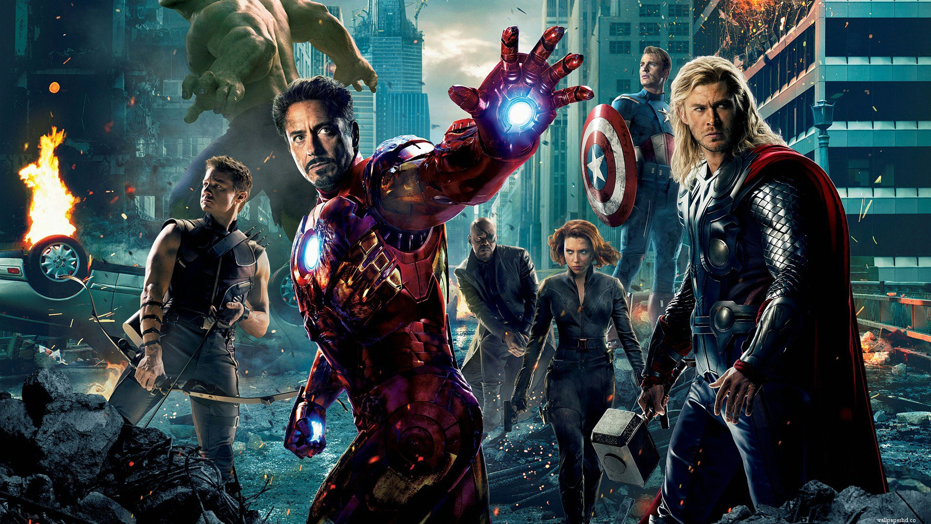 The Avengers Wallpapers HD Movie Wallpapers The Avengers Wallpapers 1920x1080