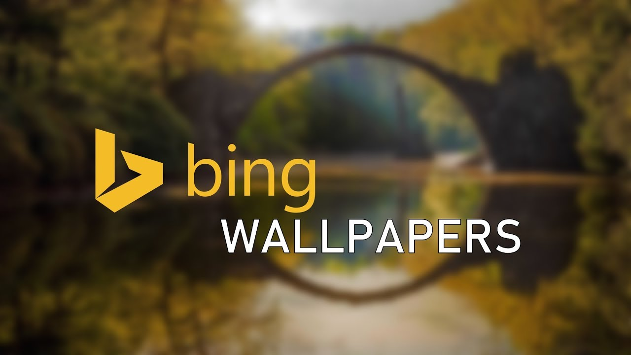 How to download BING wallpapers 1280x720