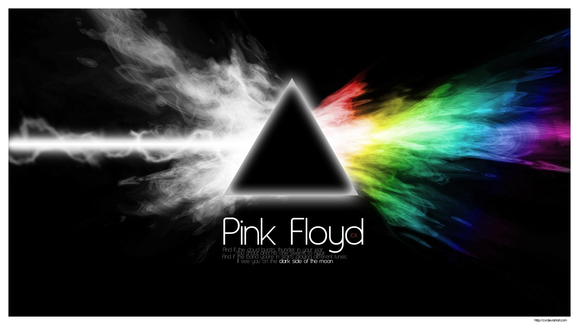 Free Download Full Hd Wallpaper Pink Floyd Rainbow Triangle