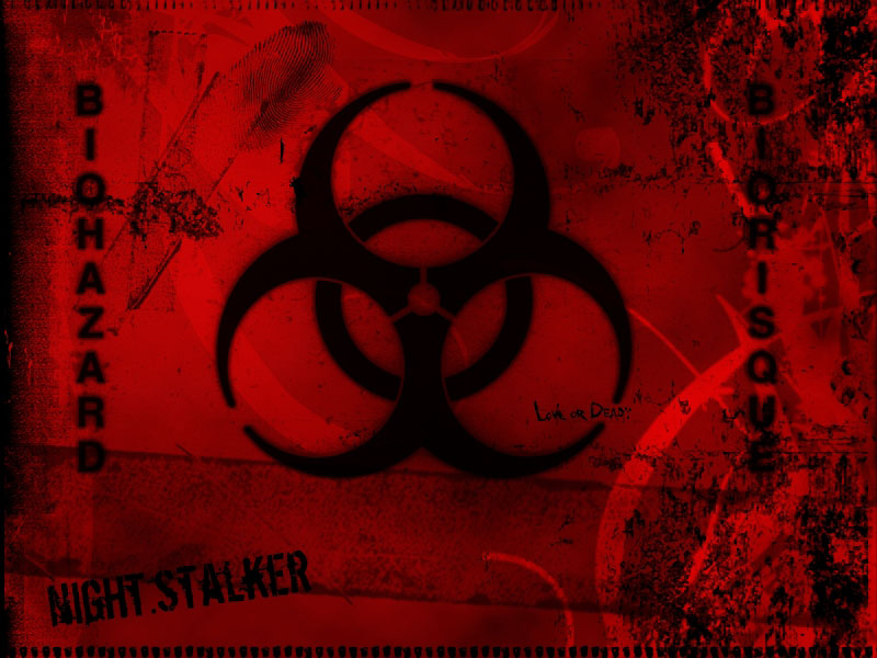 free red black desktop wallpaper biohazard red and black uploaded by 800x600
